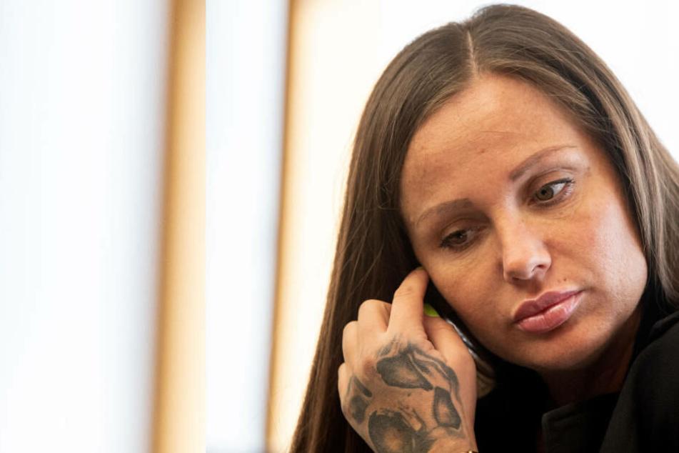 Ohne Töchterchen Aaliyah: Schwesta Ewa hat ihre Haft angetreten
