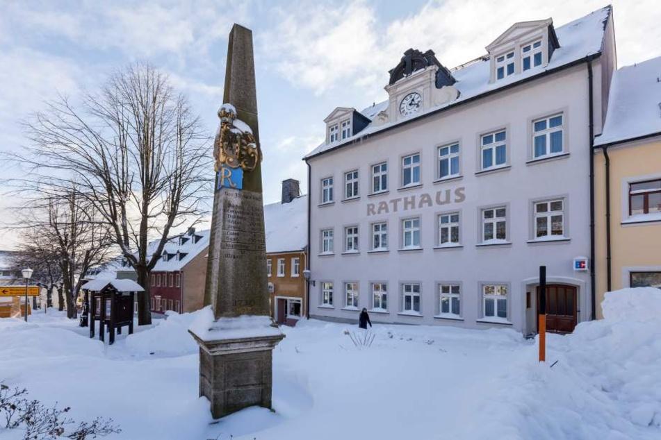 Am 19. März müssen die Jöhstädter abstimmen, wer künftig in ihrem Rathaus sitzen soll.