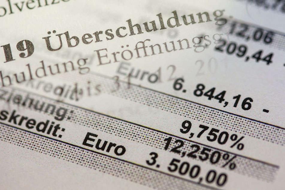 Berliner Singles kämpfen mit Überschuldung