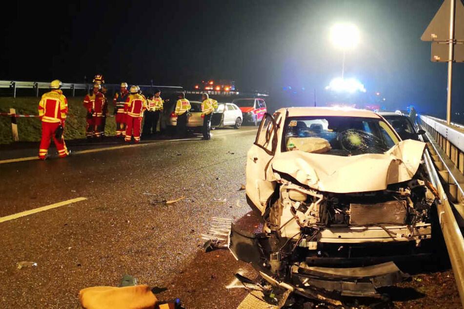 Insgesamt wurden 15 Menschen verletzt, einige davon schwer.