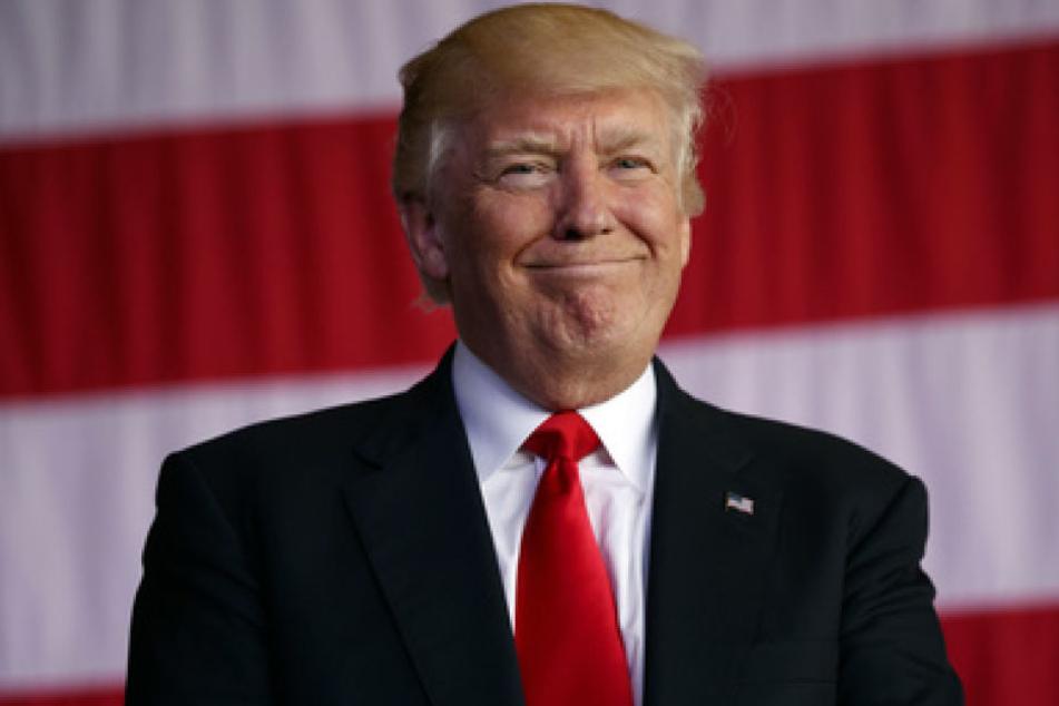 """Wird die Wortneuschöpfung """"covfefe"""" von Donald Trump etwa das Wort des Jahres 2017?"""