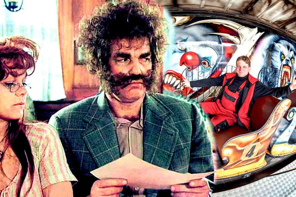 """Jetzt könnt Ihr mit der echten """"Spuk unterm Riesenrad""""-Geisterbahn fahren!"""