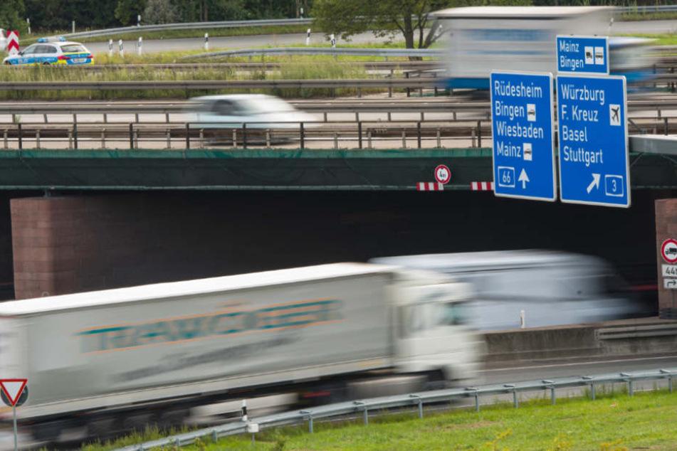 Vor allem der Verkehr in Richtung Frankfurt wird betroffen sein.
