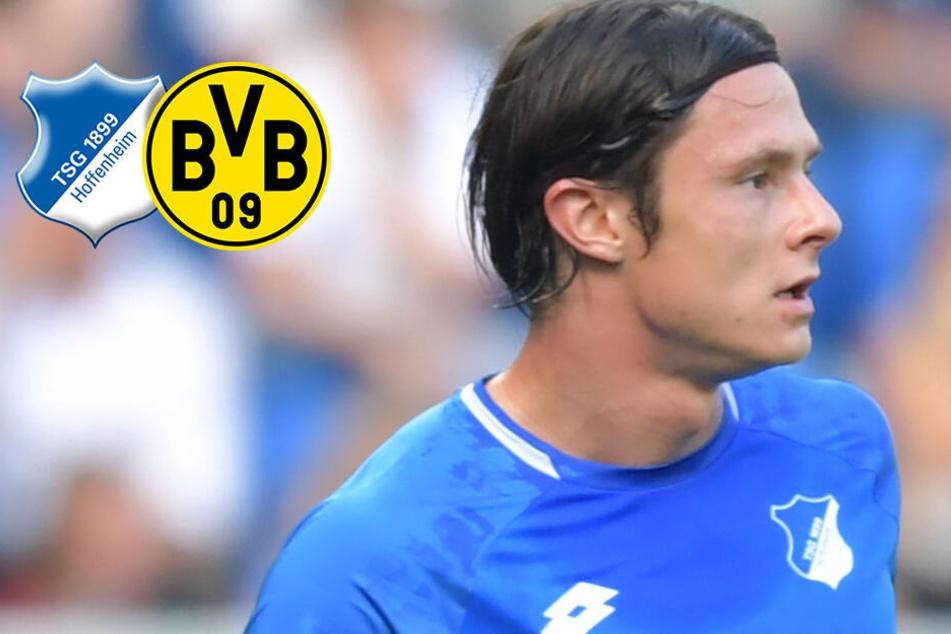 Offiziell: Nico Schulz verlässt Hoffenheim und wechselt zu Vizemeister Dortmund