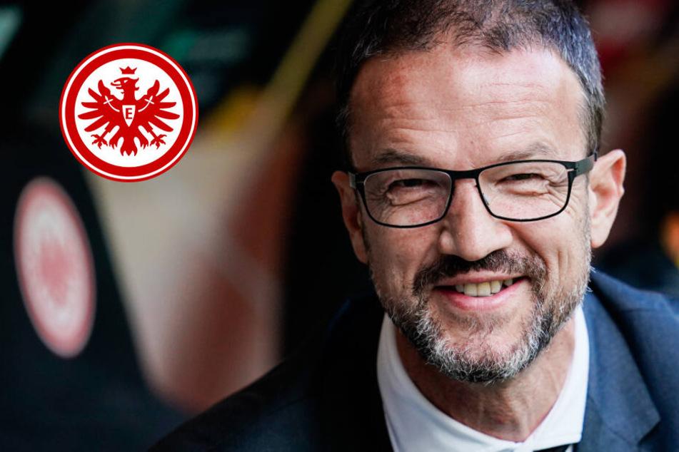 Trotz Abstiegskampf: Rebic und Vallejo laut Sportchef Bobic kein Thema bei der Eintracht