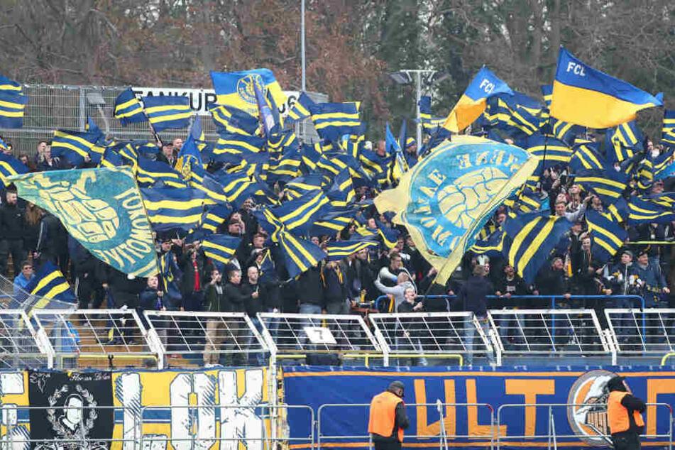 Die 5521 Zuschauer im Bruno-Plache-Stadion sahen eine unglaubliche Aufholjagd.