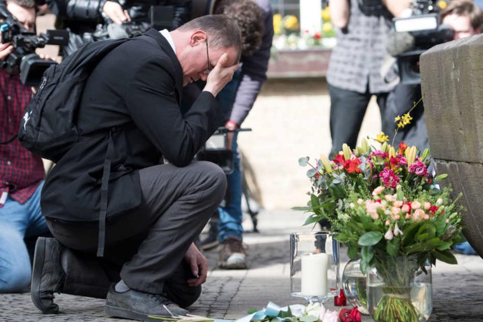 Die Trauer um die Todesopfer ist auch nach sechs Wochen immer noch groß.