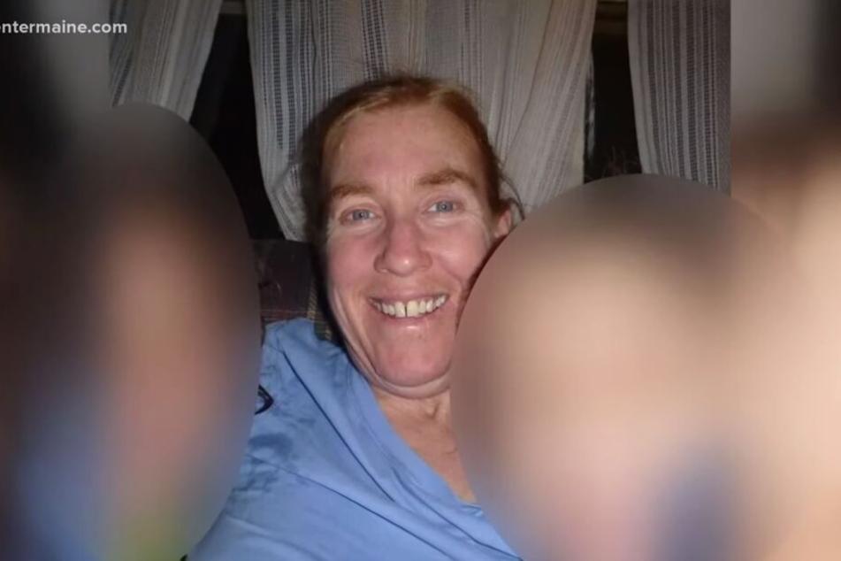 Die Obdachlose Kimberly Dobbie (†48) wurde brutal vor den Augen ihrer Zwillinge erstochen.
