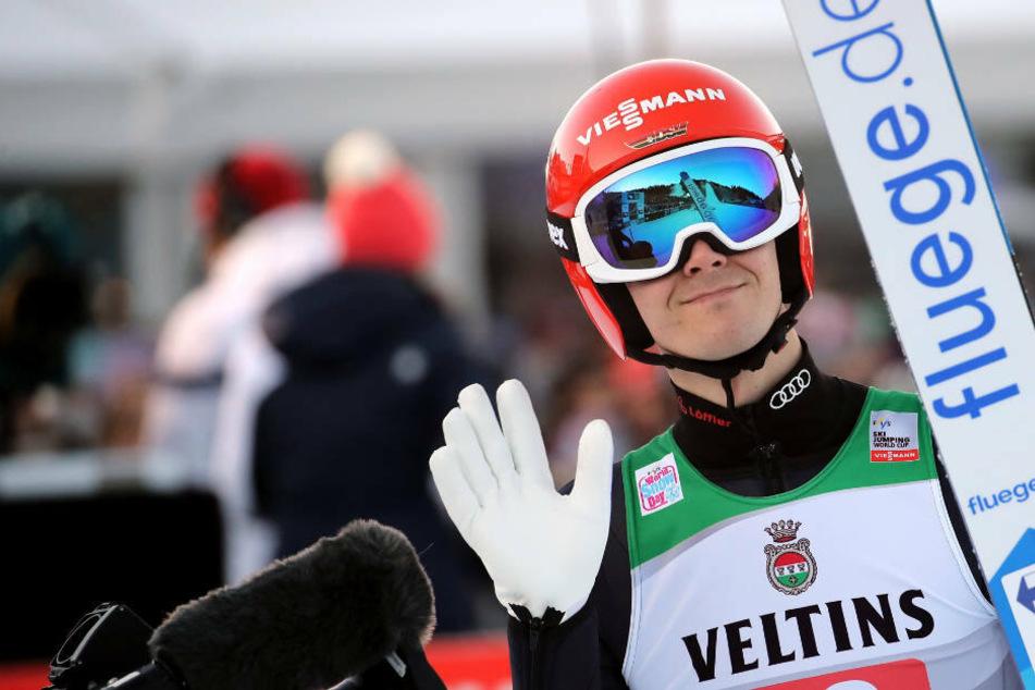 """Dank """"Hanni"""" und """"Tigerenten Club"""": So kam Stephan Leyhe zum Skispringen"""