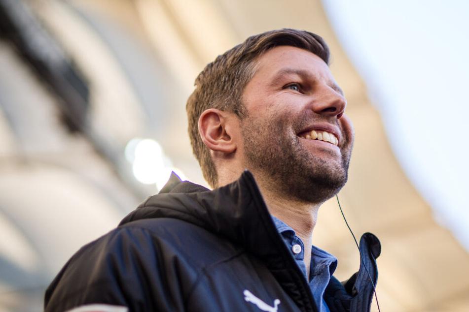 Thomas Hitzlsperger ist der Nachfolger Reschkes als Sportdirektor.