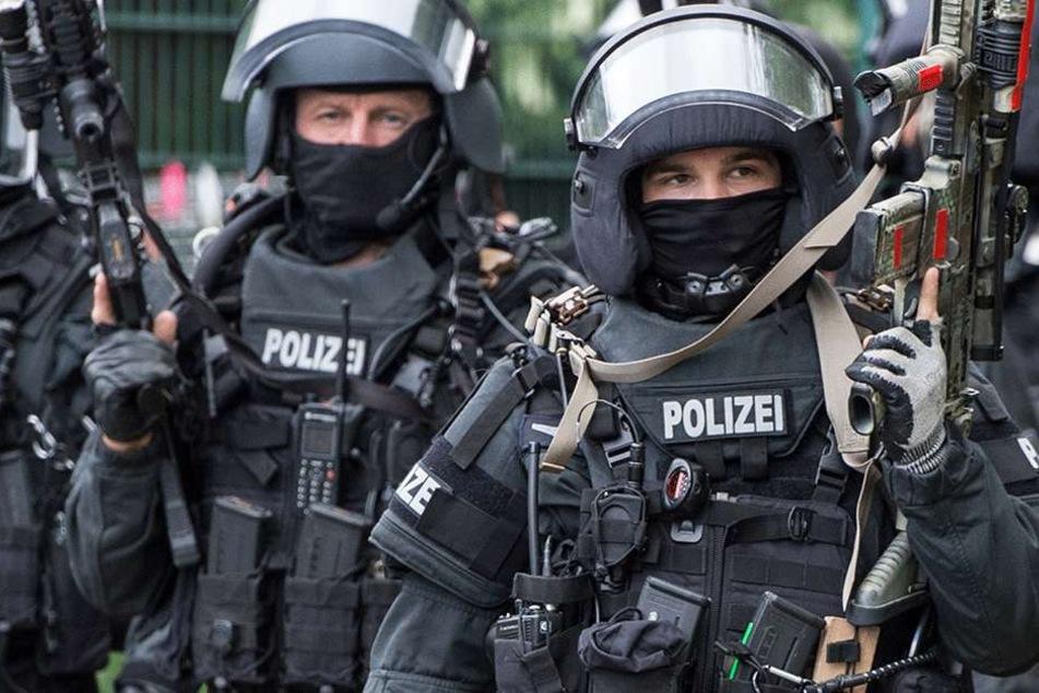 Reichsbürger schießt um sich und leistet SEK stundenlang Widerstand
