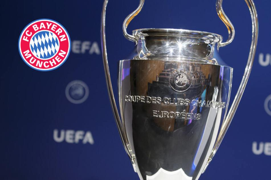 FC Bayern startet gegen diese Gegner in die Champions-League-Saison