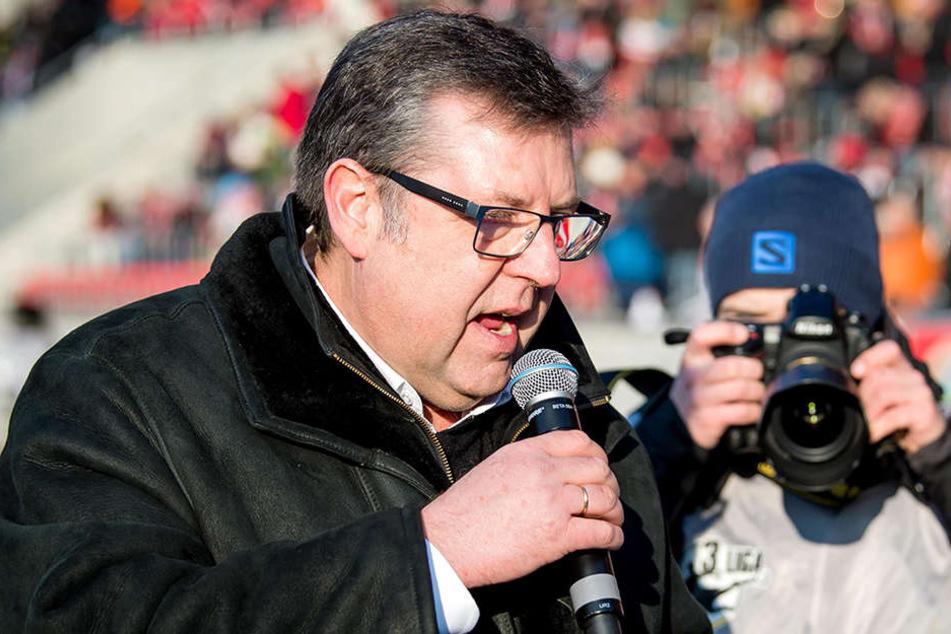 Wilfried Mohren betreute seit 2010 die Presse beim RWE. Zuletzt geriet er immer stärker in die Kritik.