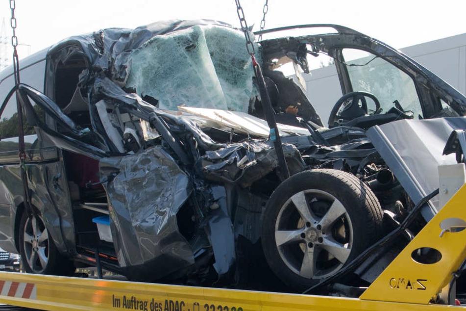 Horror-Unfall: Mann stirbt in Leichenwagen