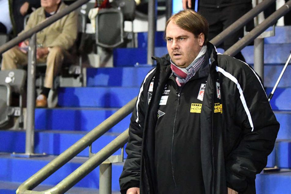 Oliver Bornemann war erst vor einem Jahr zu Rot-Weiß gekommen, seit April gehen er und der Verein getrennte Wege.