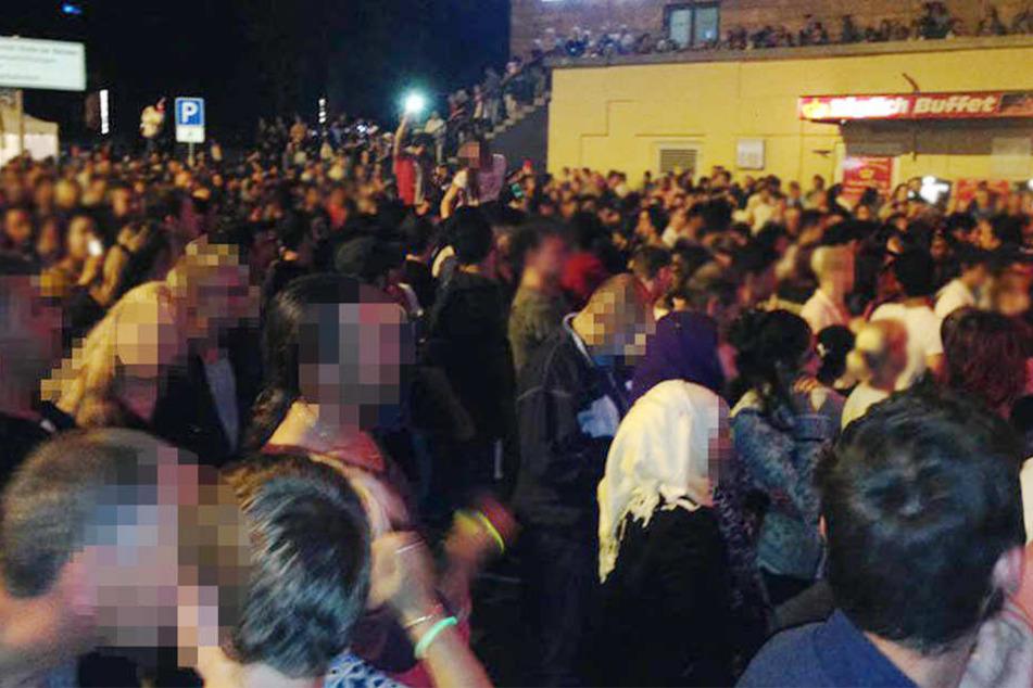 Drohende Eskalation: Chemnitzer Stadtfest am Samstag abgebrochen!