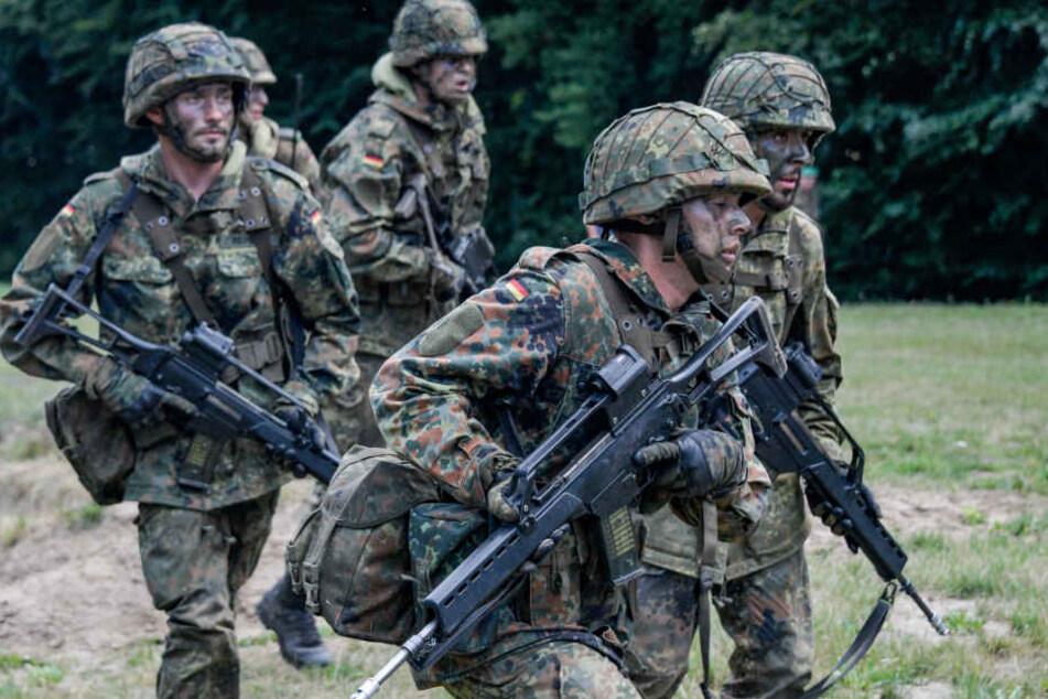 Mehr Sport Beim Bund Soldaten Müssen Fitter Werden