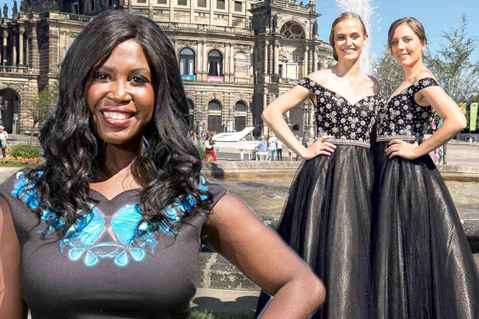 Designt von Motsi Mabuse: Das sind die neuen Kleider für den SemperOpernball