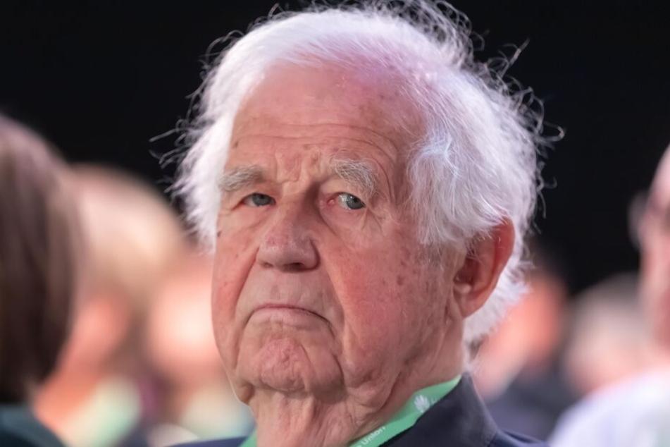 Alt-Ministerpräsident Kurt Biedenkopf.