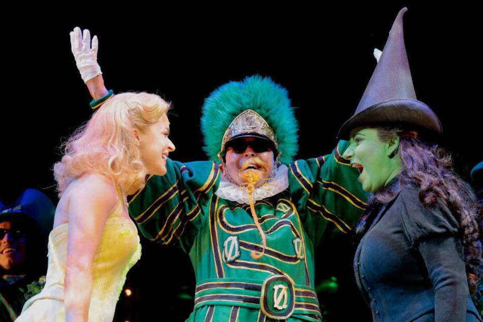 """Das Musical """"Wicked - die Hexen von Oz"""" kommt nach Hamburg."""