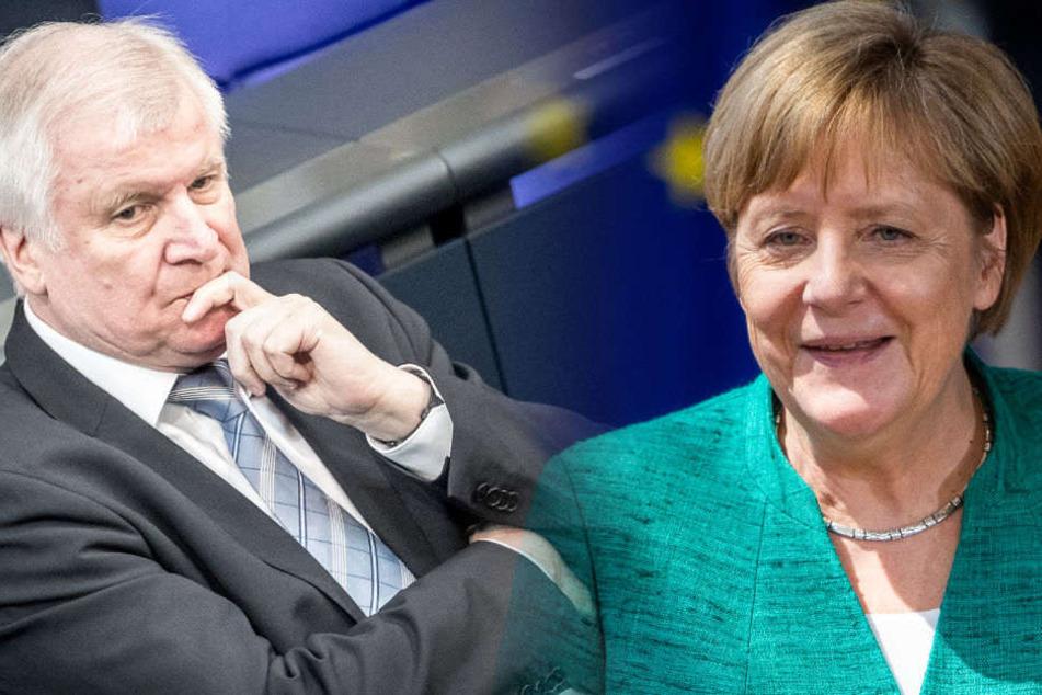 Asyl-Gipfel: Merkel schafft Durchbruch, reicht das Seehofer?