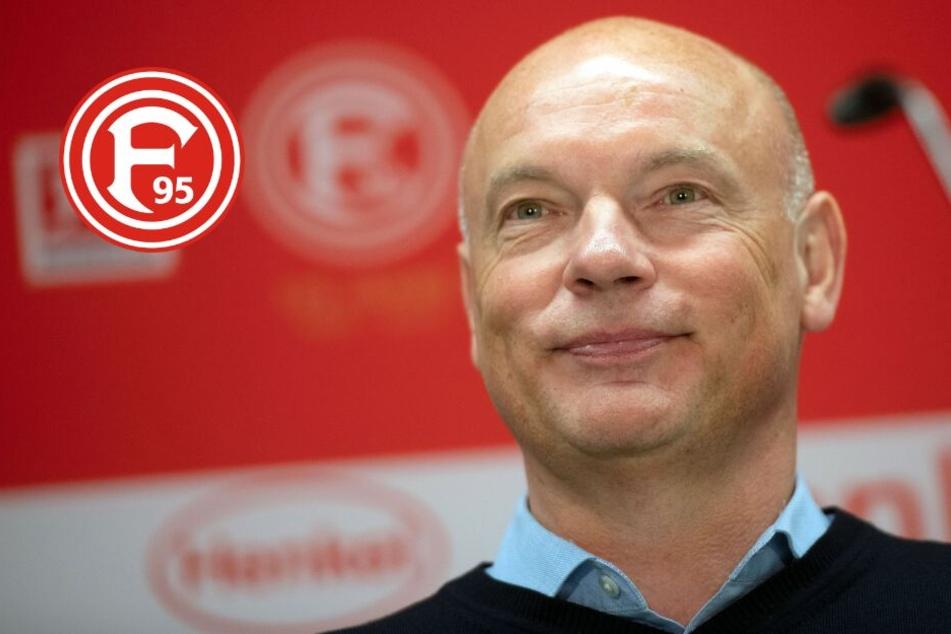 Mission Klassenerhalt: Uwe Rösler ist neuer Trainer in Düsseldorf