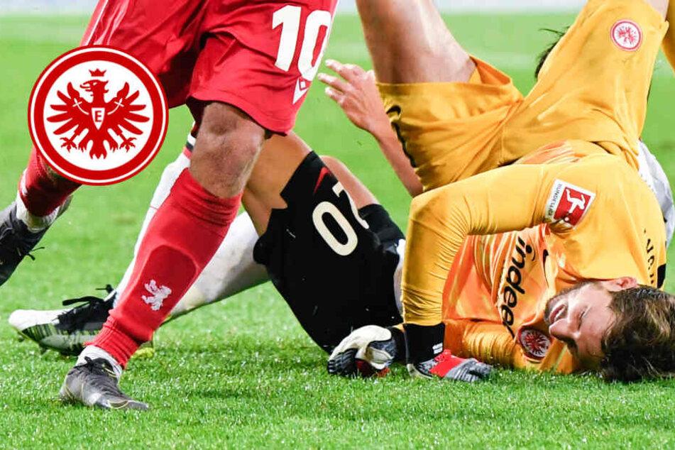 Eintracht-Schock! Keeper Kevin Trapp fällt monatelang aus