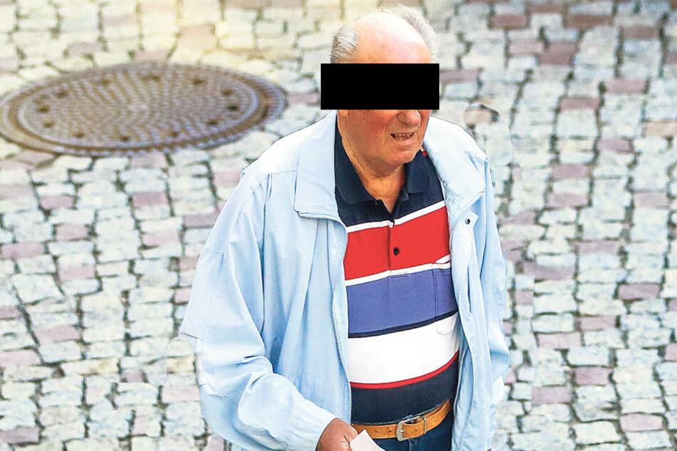 Rentner verurteilt: Autokratzer muss blechen