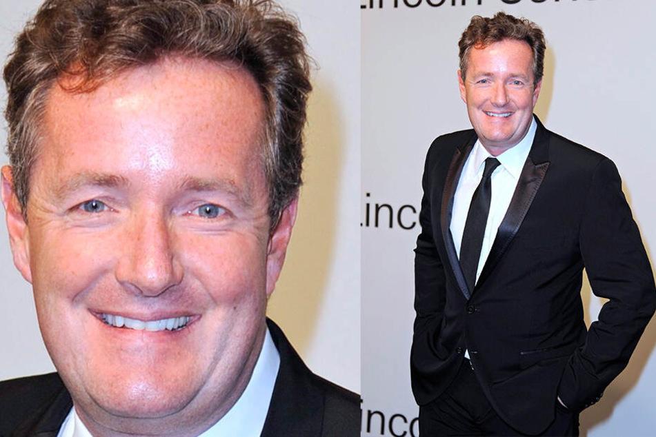 Der britische Moderator Piers Morgan lässt kein gutes Haar an Herzogin Meghan.