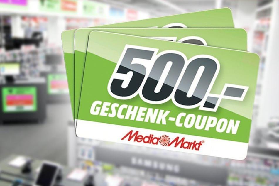 Bis 15. Januar: Die MediaMärkte schenken Euch bis zu 500 Euro.