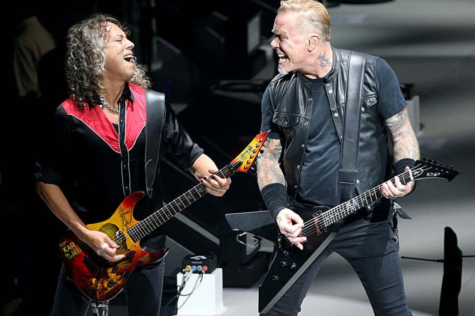 Metallica kommen 2019 nach Köln, Berlin, München und Mannheim.