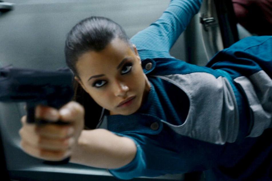 Nicht nur Jane Kano (Ella Balinska) sorgt für reichlich coole Action-Szenen.