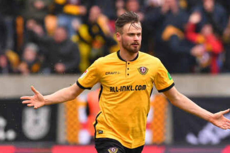 Lucas Röser verlässt die SGD noch vor Vertragsende und geht zum 1.FC Kaiserslautern