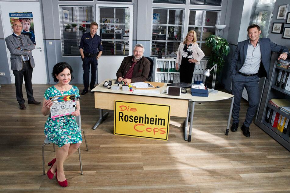 """Rosenheim-Cops wollen """"coronafrei"""" bleiben"""