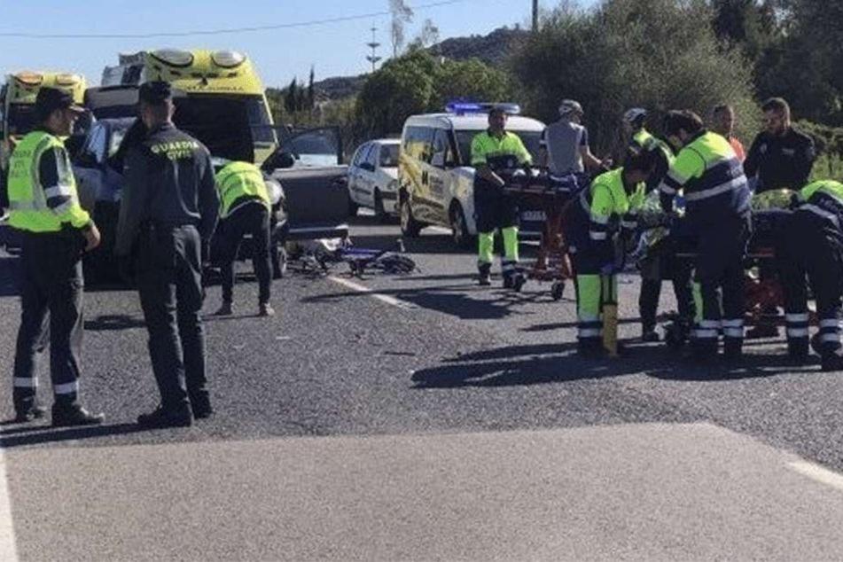 Ein Deutscher verstarb jetzt im Krankenhaus nach dem schrecklichen Vorfall.