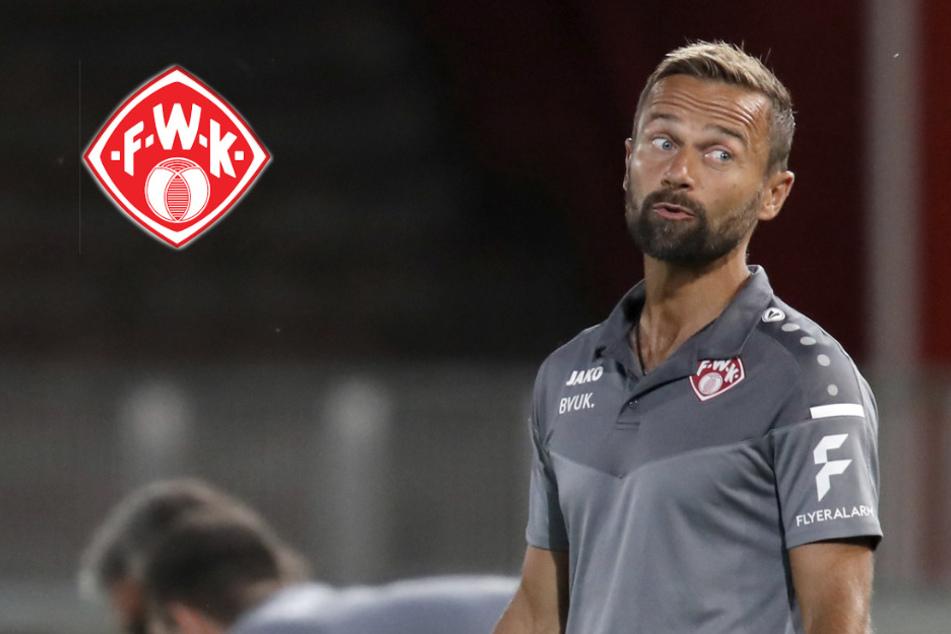 Nächstes Trainer-Aus: Würzburger Kickers stellen Michael Schiele frei! Neuer Coach ist bereits da