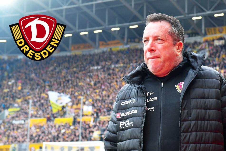 """Bald wieder Dynamo-Training trotz Corona? Kauczinski: """"Versuchen, Weg zu finden!"""""""