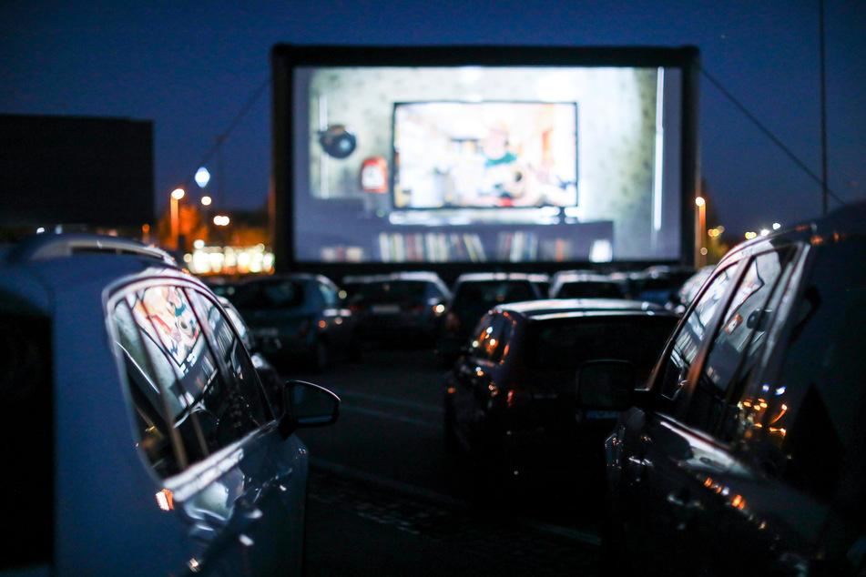 Auto-Kino als Belohnung: ver.di lädt vor allem Pflegekräfte zum kostenlosen Filmvergnügen ein (Archivbild).