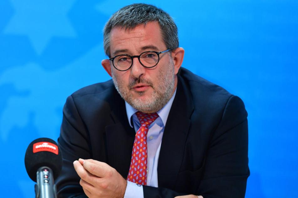 Laut Verfassungsschutzpräsident Stephan Kramer gibt es in Thüringen derzeit etwa 100 Salafisten.