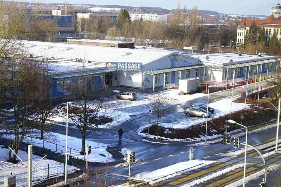 """Auf dem Gelände des Planitz-Centers wird sich """"Mere"""" niederlassen."""