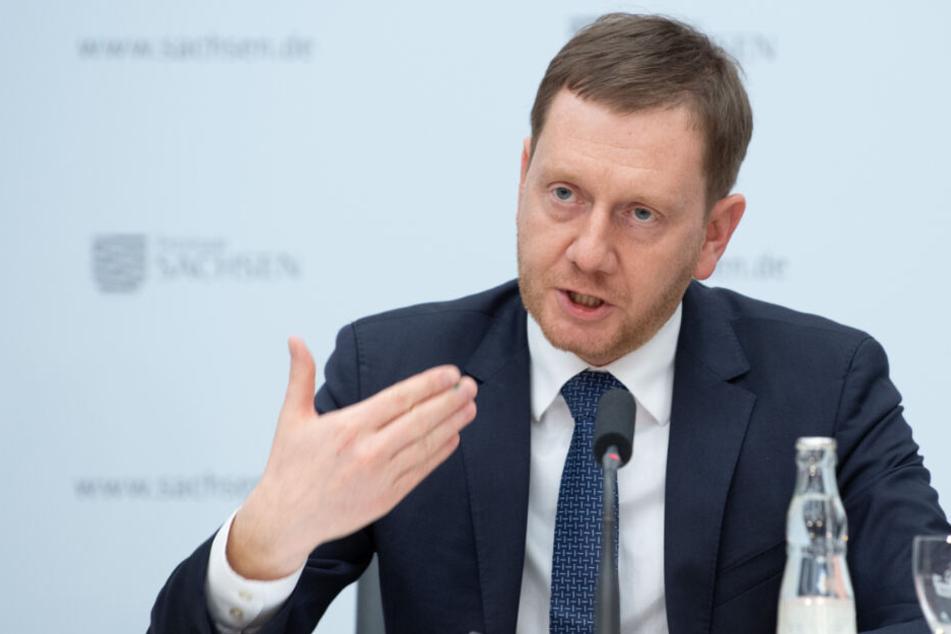 Sachsens Ministerpräsident Kretschmer will technologieoffen denken.