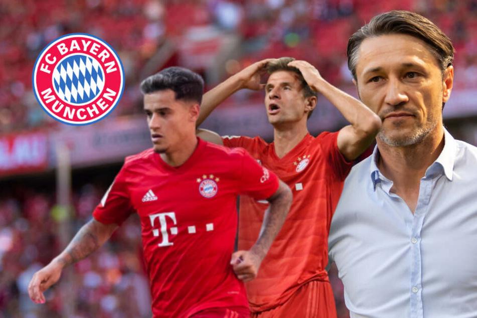FC Bayern: Müller oder Coutinho, Herr Kovac?