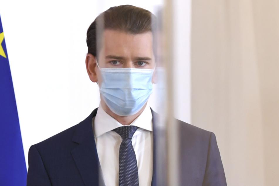Keine guten Nachrichten für Österreichs Kanzler Sebastian Kurz (34).