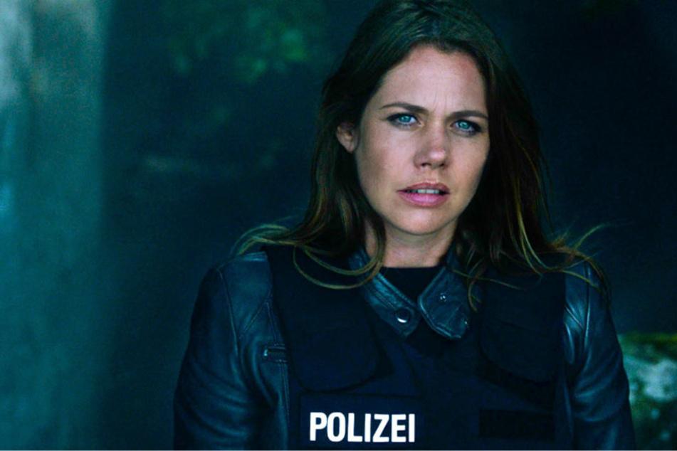 Pia Sander (Felictas Woll) sorgt sich um ihren Kollegen.