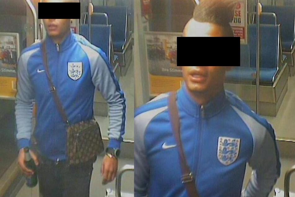Dieser Mann aus Tunesien ist einer der zwei Täter, die vergangene Woche einen jungen Mann bestehlen wollten und einen Straßenbahnfahrer krankenhausreif schlug.