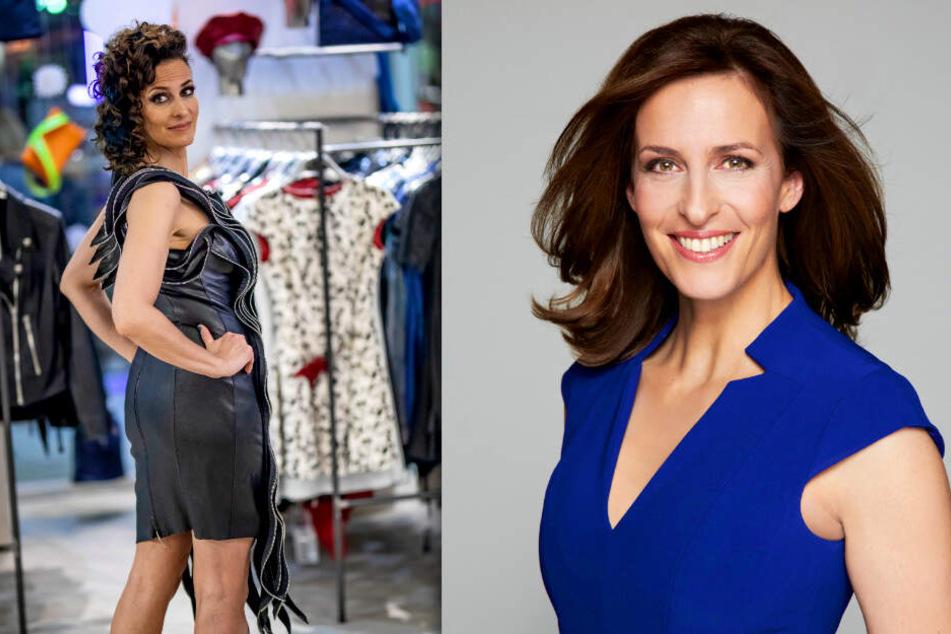 """Eigentlich kennen die Fans GZSZ-Star Ulrike Frank (50) als eher konservative Geschäftsfrau Katrin Flemming. Bei """"Promi Shopping Queen"""" zeigt sie nun, dass sie auch anders kann."""