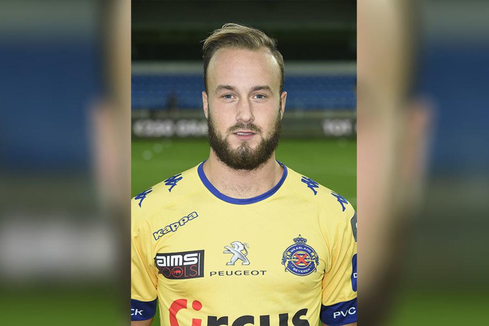 Der 21-jährige Marquet steht beim belgischen Erstligisten Waasland-Beveren unter Vertrag.
