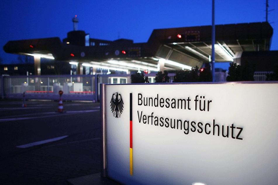 """In der Zentrale des deutschen Inlandsgeheimdienstes wurde ein """"Maulwurf"""" enttarnt."""