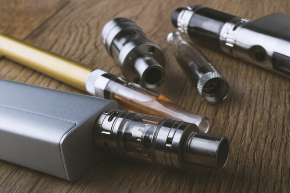 Der Umsatz von elektrischen Zigaretten ist im letzten Jahr um über 100 Prozent gestiegen.