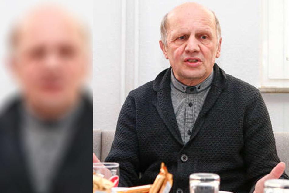 Wolf-Rüdiger Ziegenbalg (69) ist nicht länger Manager bei Lok Leipzig.